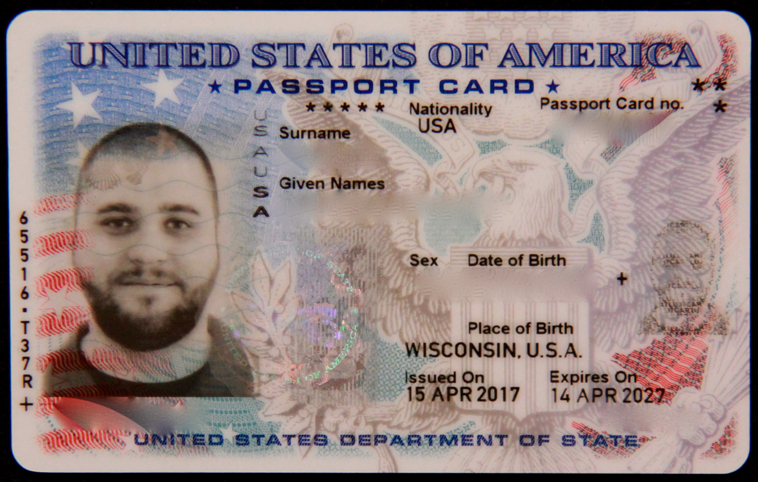 Passport Card - MVD Services, Travel ID, Drivers License